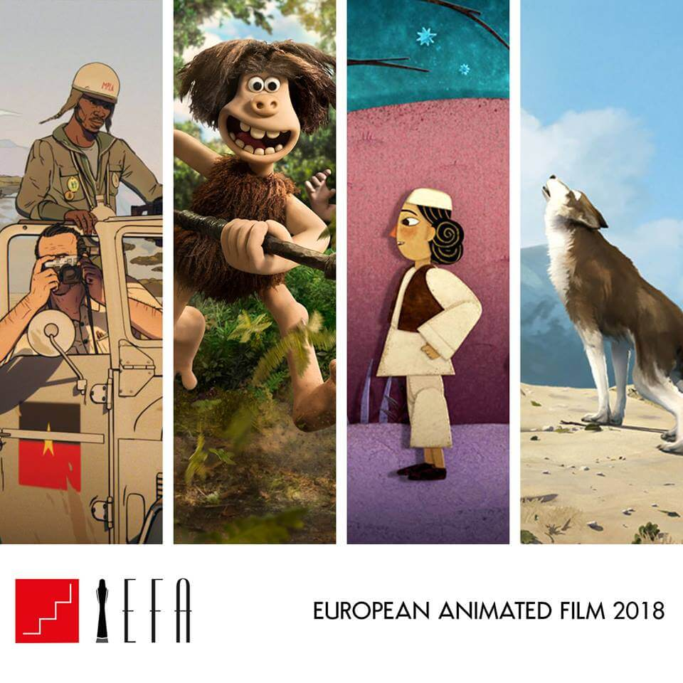 White Fang nominated for the European Film Award